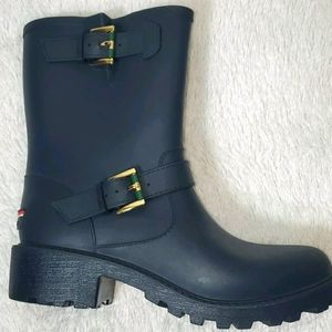 Tommy Hilfiger Rubber Boots